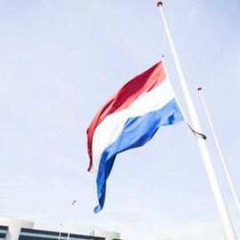 Day of National mourning in The Netherlands